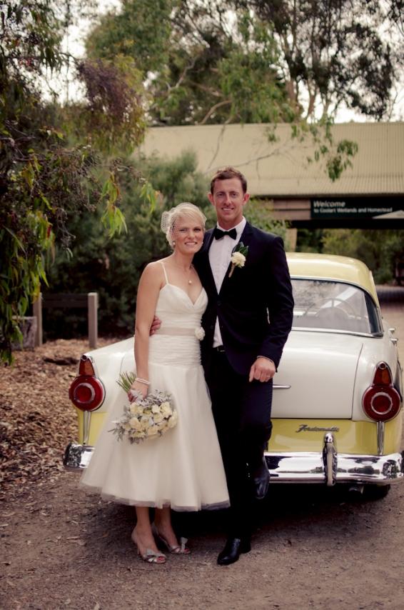 Claire & Josh