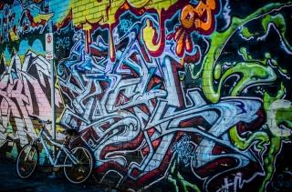 Brunswick Street Art-3020