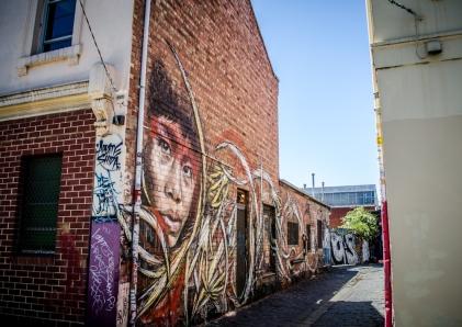 Brunswick Street Art-3044