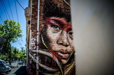Brunswick Street Art-3048