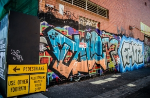 Brunswick Street Art-3057