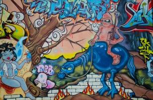 Brunswick Street Art-3061