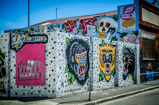 Brunswick Street Art-3062