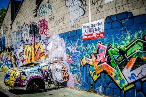 Brunswick Street Art-3066