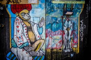 Brunswick Street Art-3069