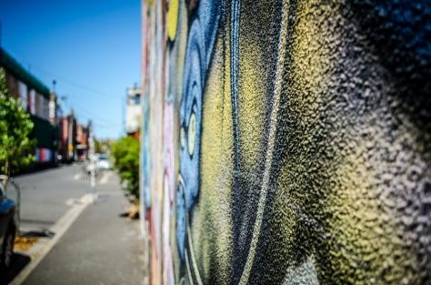 Brunswick Street Art-3076