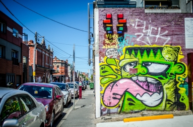 Brunswick Street Art-3082