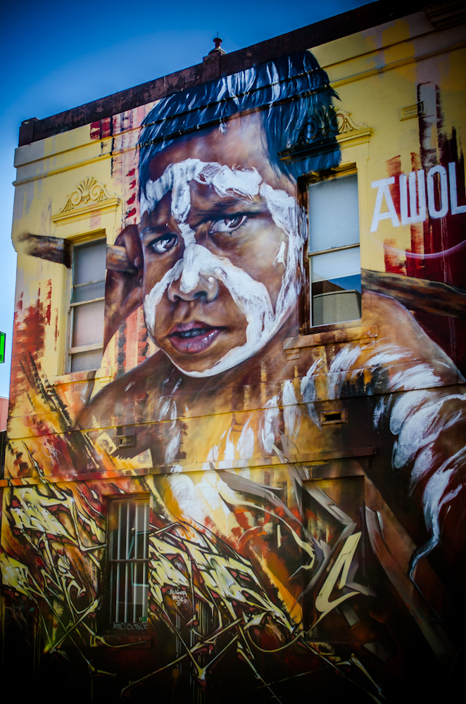 Brunswick Street Art-3196